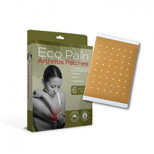 Byron Bay Eco Pain Arthritis Patches
