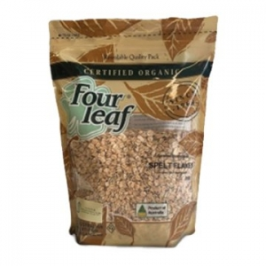 Four Leaf Milling Organic Spelt Flakes 800g