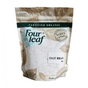 Four Leaf Milling Organic Oat Bran 800g