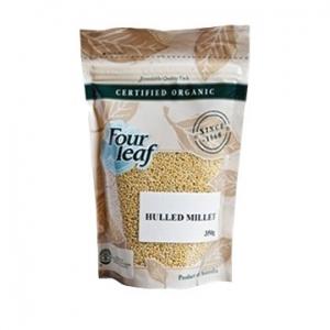 Four Leaf Milling Organic Hulled Millet 350g