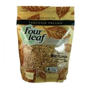 Four Leaf Milling Organic Rye Flakes 800g