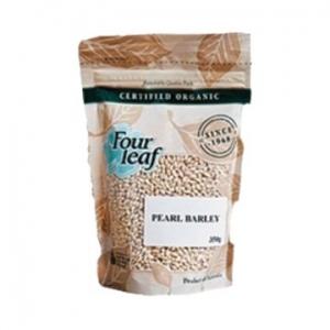 Four Leaf Milling Organic Pearl Barley 350g