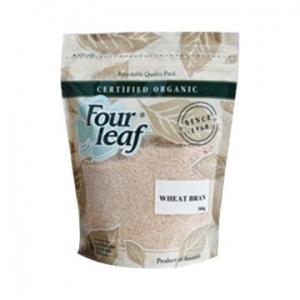 Four Leaf Milling Organic Wheat Bran 500g