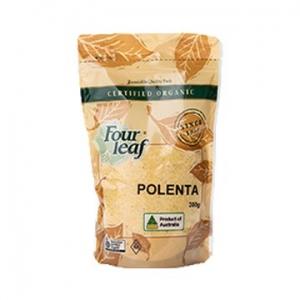 Four Leaf Milling Organic Polenta 300g