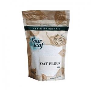 Four Leaf Milling Organic Oat Flour 300g