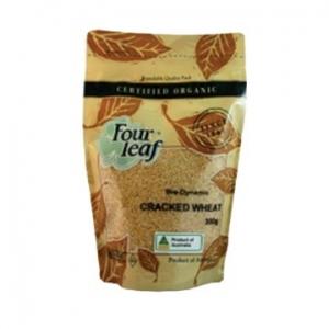 Four Leaf Milling Organic Cracked Wheat 300g