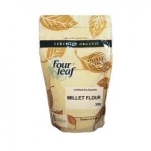 Four Leaf Milling Organic Millet Flour 300g