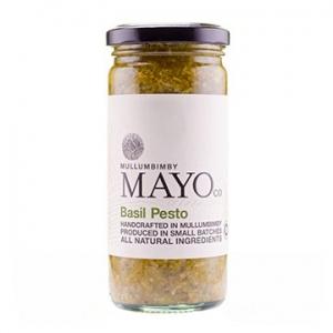 Mullumbimby Mayo Co Basil Pesto 235g x 6