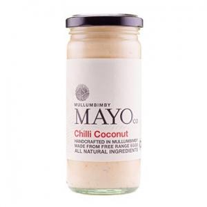 Mullumbimby Mayo Co Chilli Coconut 235g x 6