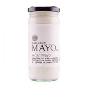 Mullumbimby Mayo Co Vegan Mayo 235g x 6